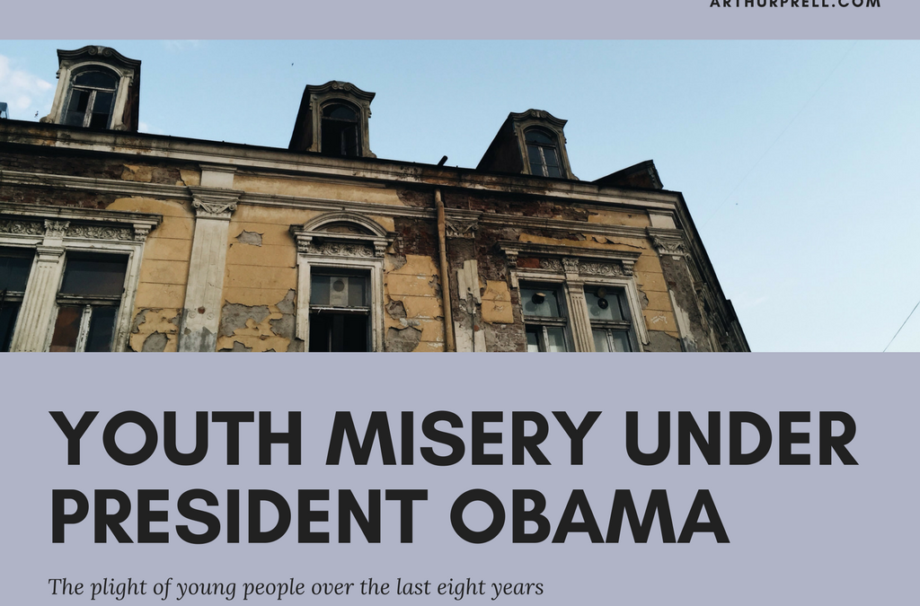 Youth Misery under Obama