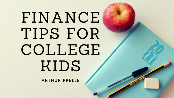 Finance Tips for College Kids